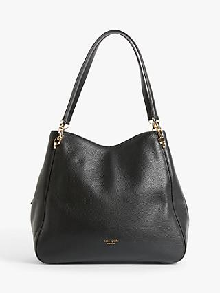 kate spade new york Hailey Large Leather Shoulder Bag