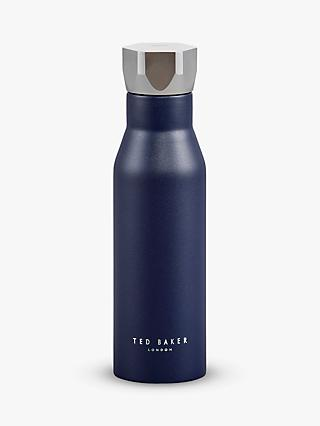 Ted Baker Hexagonal Drinks Bottle, 425ml