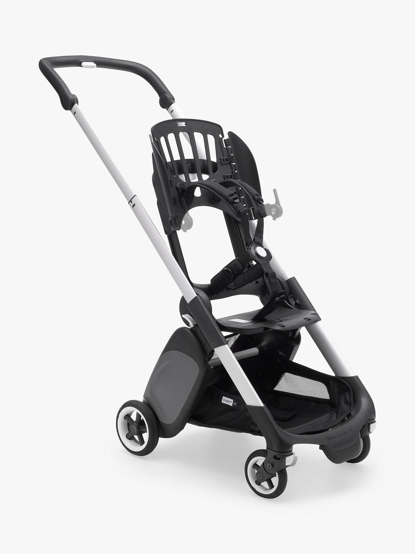 Buy Bugaboo Ant Pushchair Base, Aluminium Online at johnlewis.com