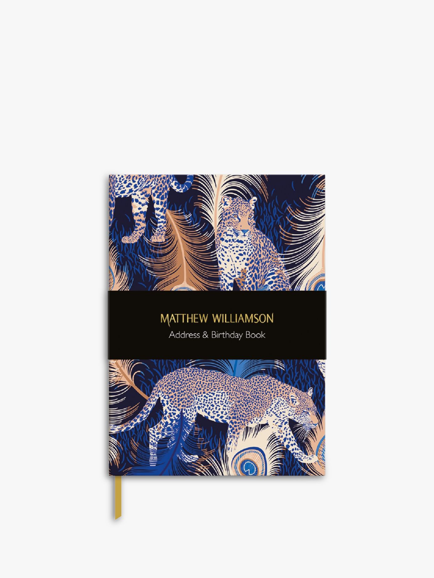 Museums & Galleries Museums & Galleries Matthew Williamson Leopards Address & Birthday Book