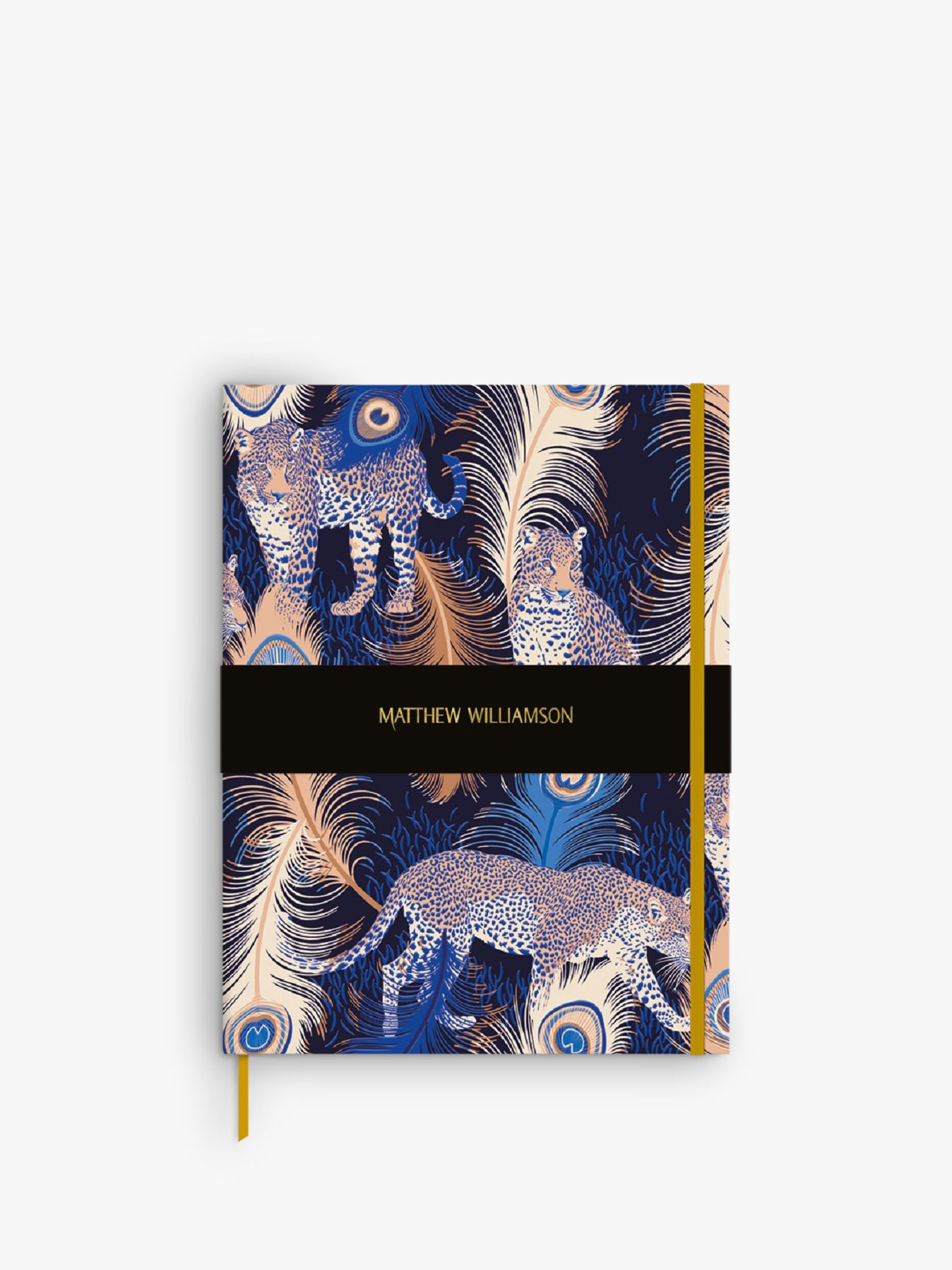 Museums & Galleries Museums & Galleries Matthew Williamson Large Leopard Notebook