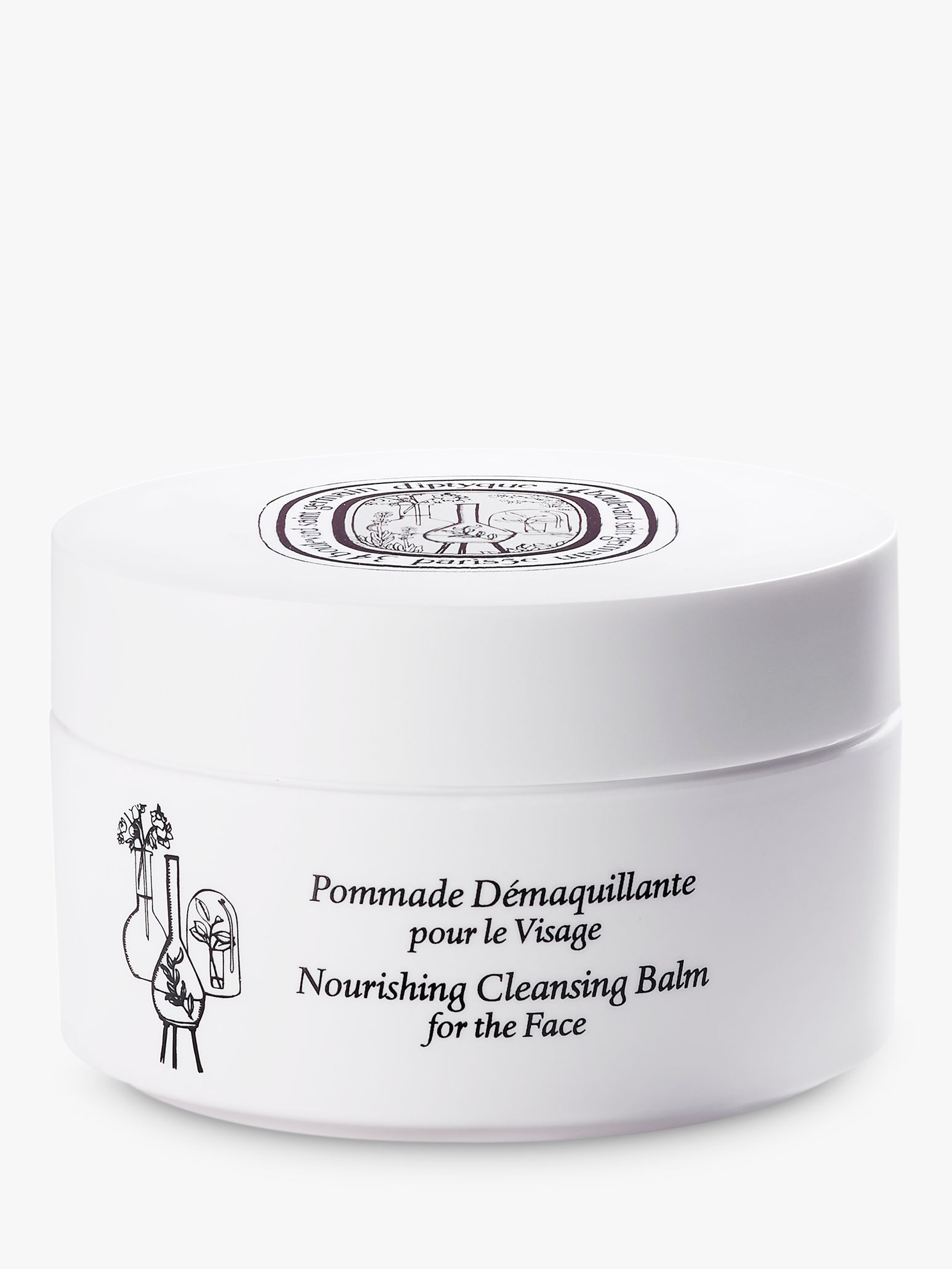 Diptyque Diptyque Nourishing Cleansing Balm for the Face, 100ml