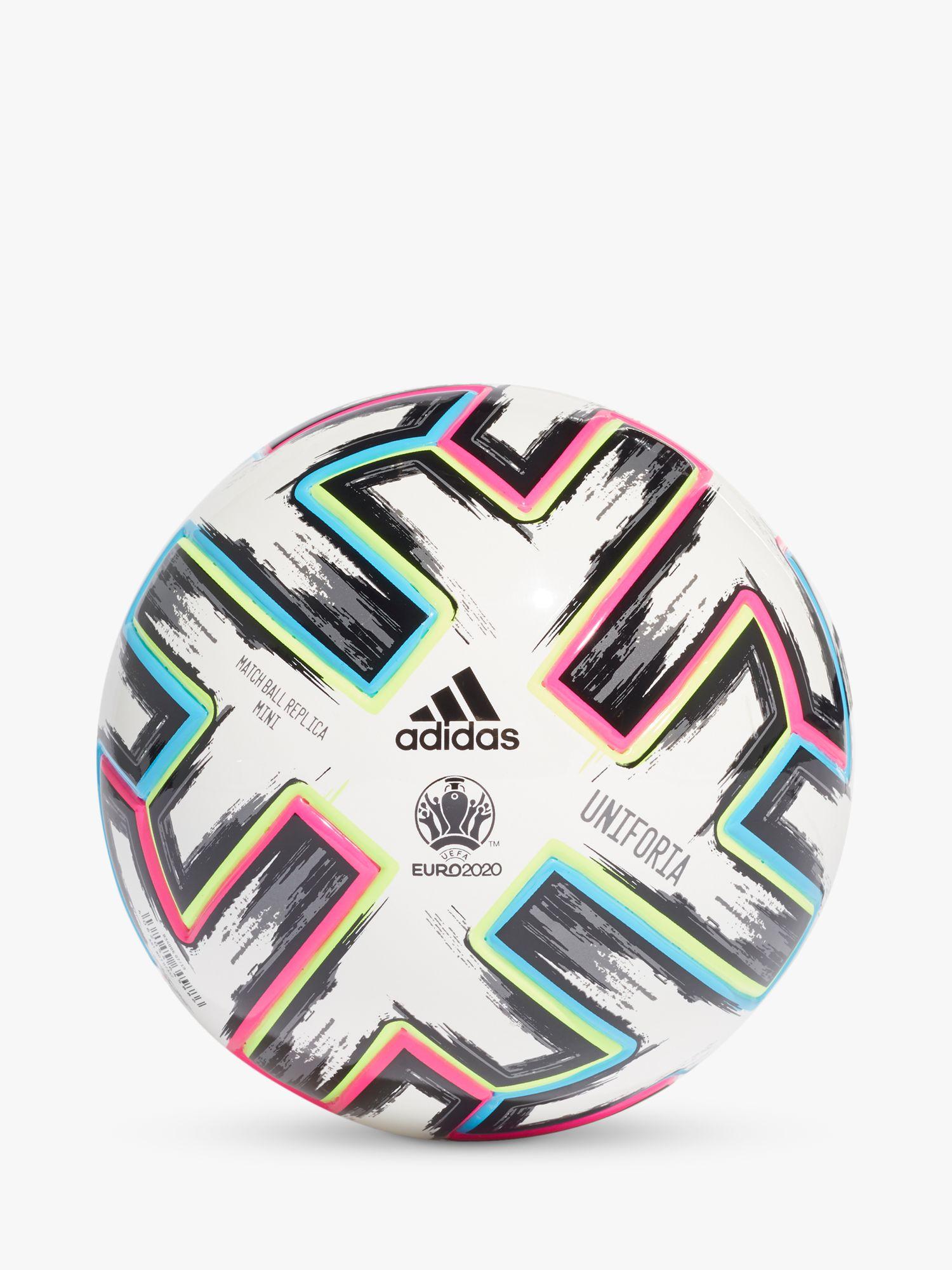 Adidas adidas UEFA EURO 2020 Uniforia Football, Size 1
