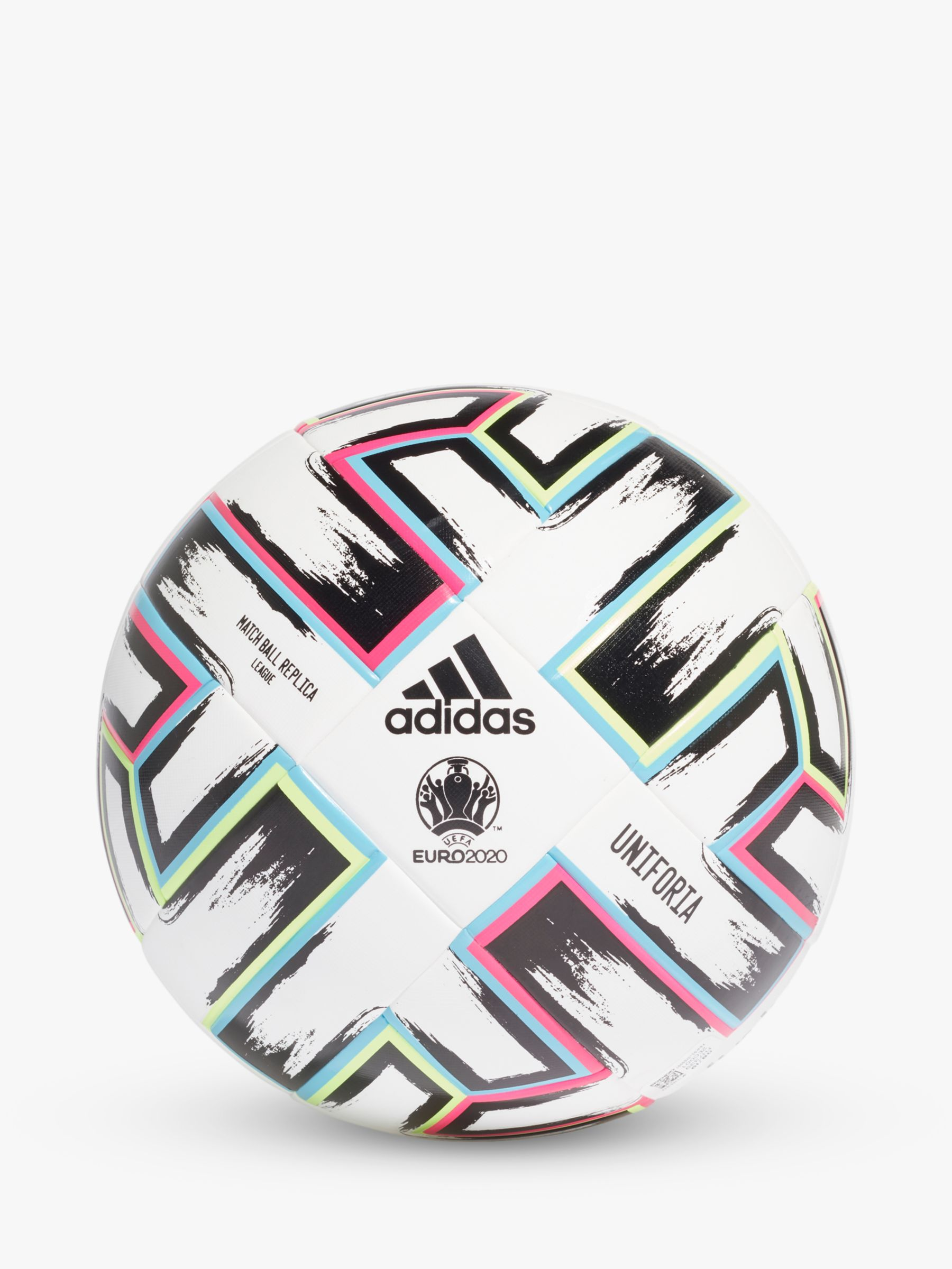Adidas adidas UEFA EURO 2020 Uniforia League Football, Size 5