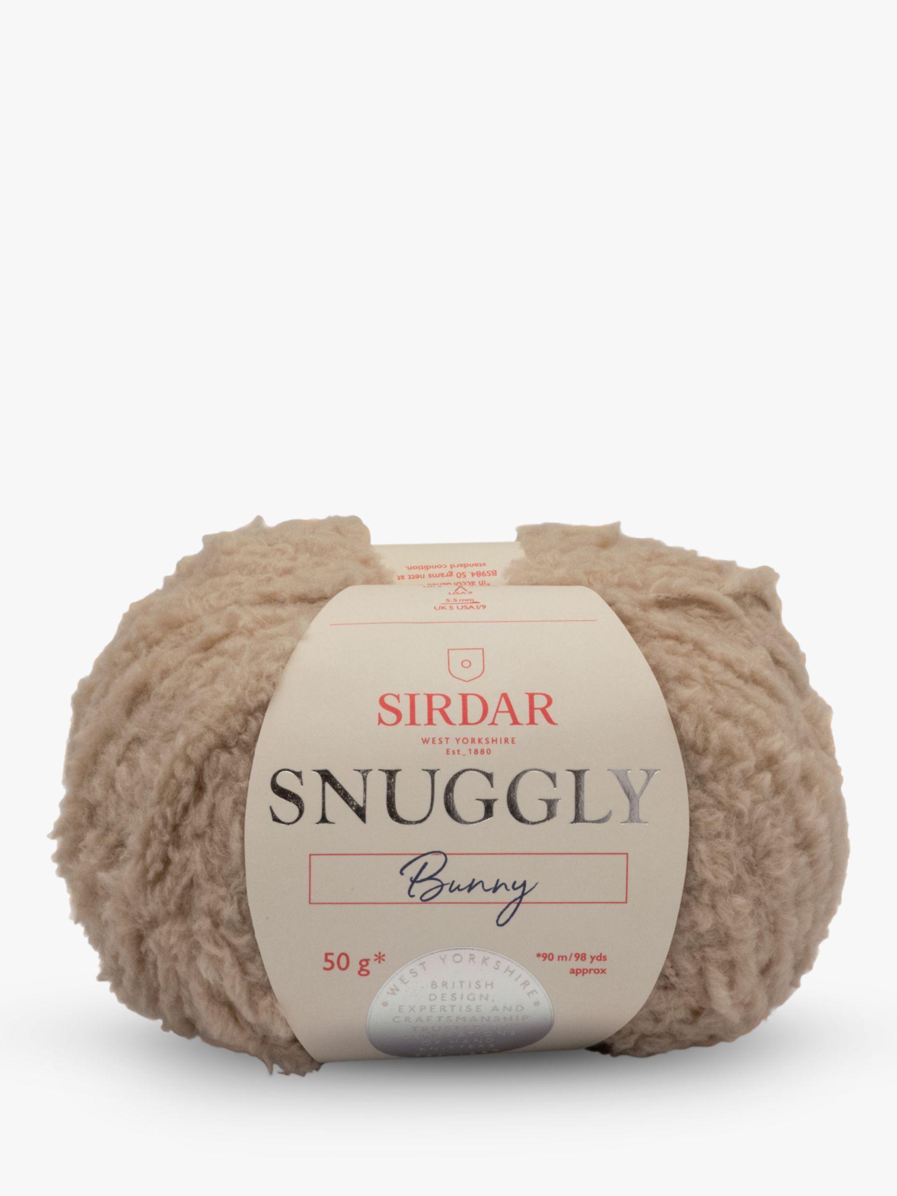 Sirdar Sirdar Snuggly Bunny DK Yarn, 50g