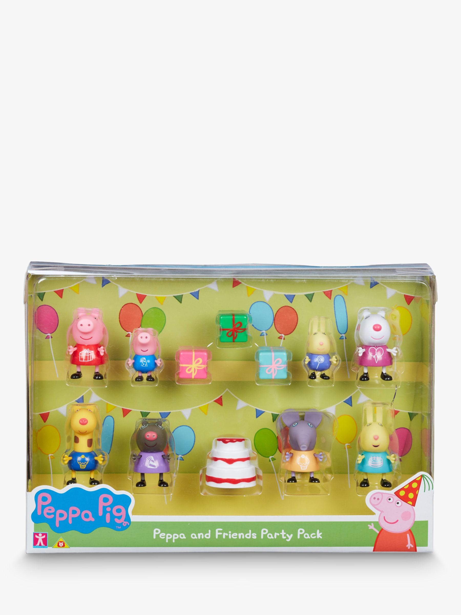 Peppa Pig Peppa Pig Peppa and Friends Party Pack