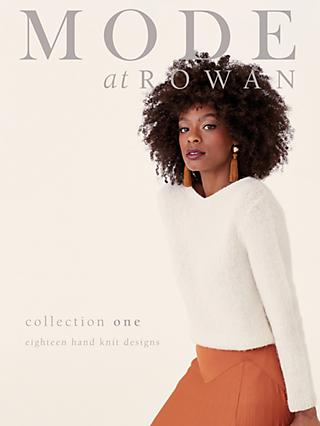 Rowan Mode at Rowan Collection One Knitting Pattern Magazine