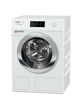 Miele WCR890WPS Washing Machine, A+++ Energy Label, 9kg, 1600rpm, White