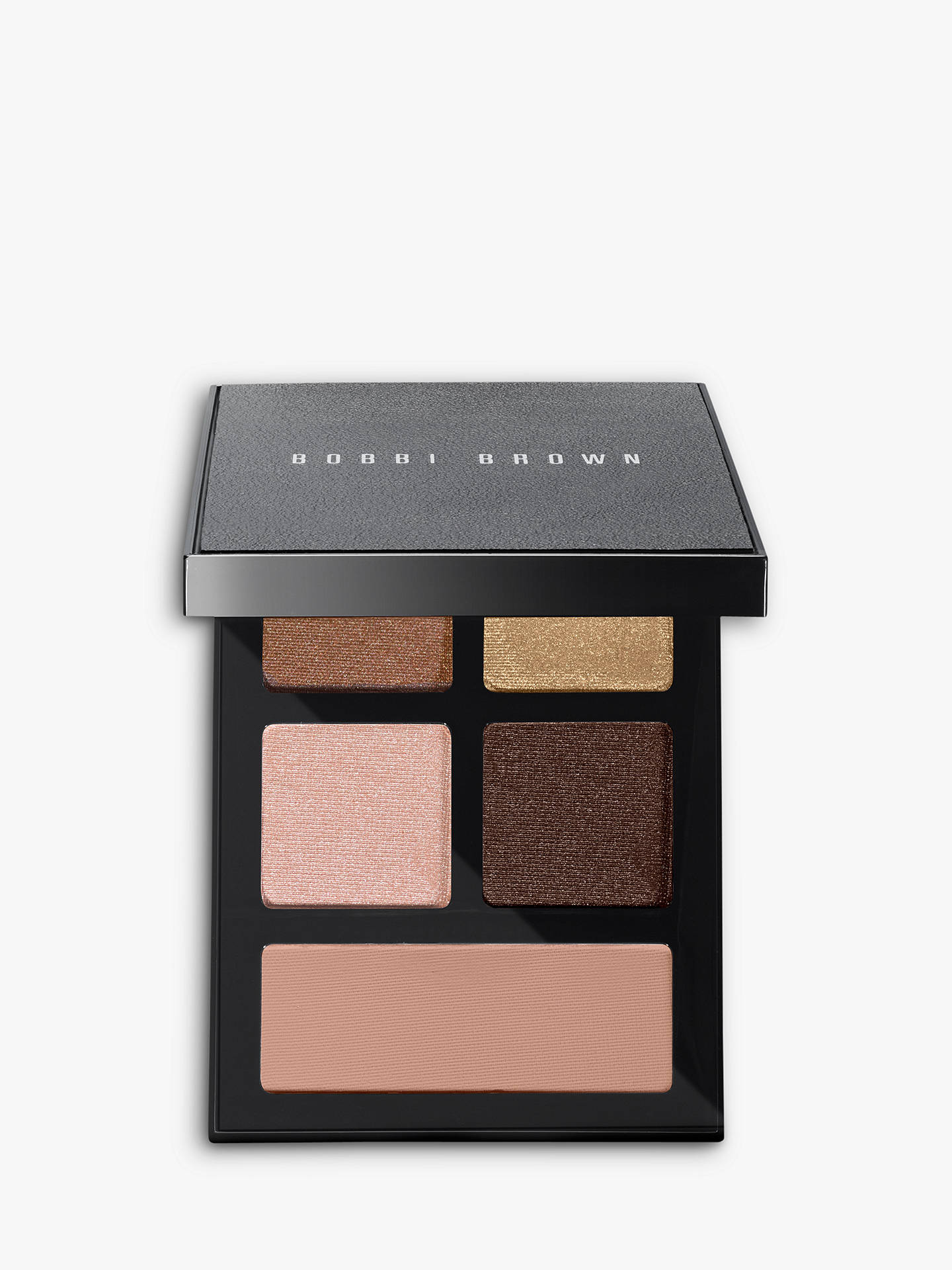 Bobbi Brown The Essential Multicolour Eyeshadow Palette Burnished Bronze