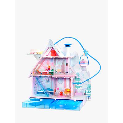 L.O.L. Surprise! Chalet Winter Disco Doll House