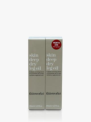 This Works Skin Deep Duo, 2 x 80ml