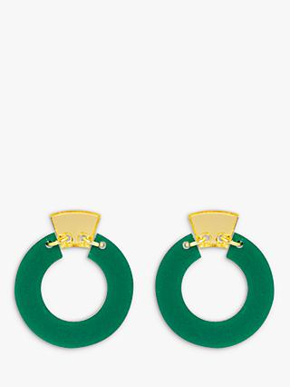Toolally Petite Shift Hoop Earrings