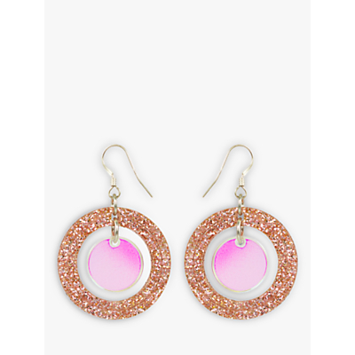 Image of Toolally Dots Drop Earrings