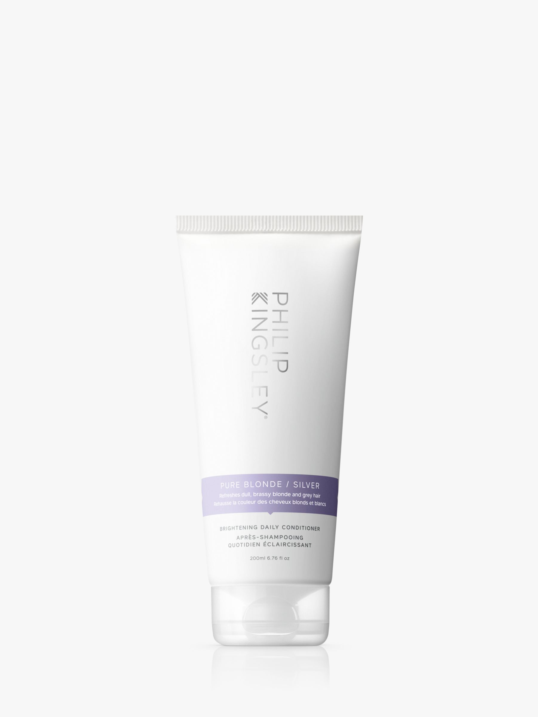 Philip Kingsley Philip Kingsley Pure Blonde/Silver Brightening Daily Conditioner, 200ml