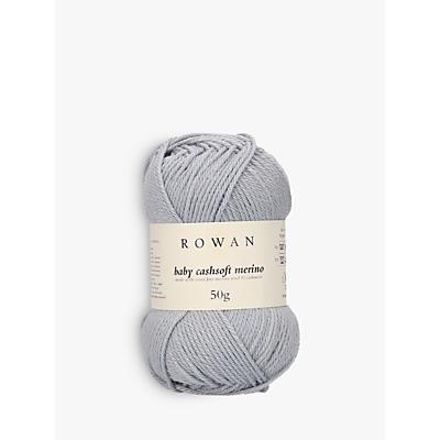 Image of Rowan Cashmere Soft Merino Fine Yarn, 50g