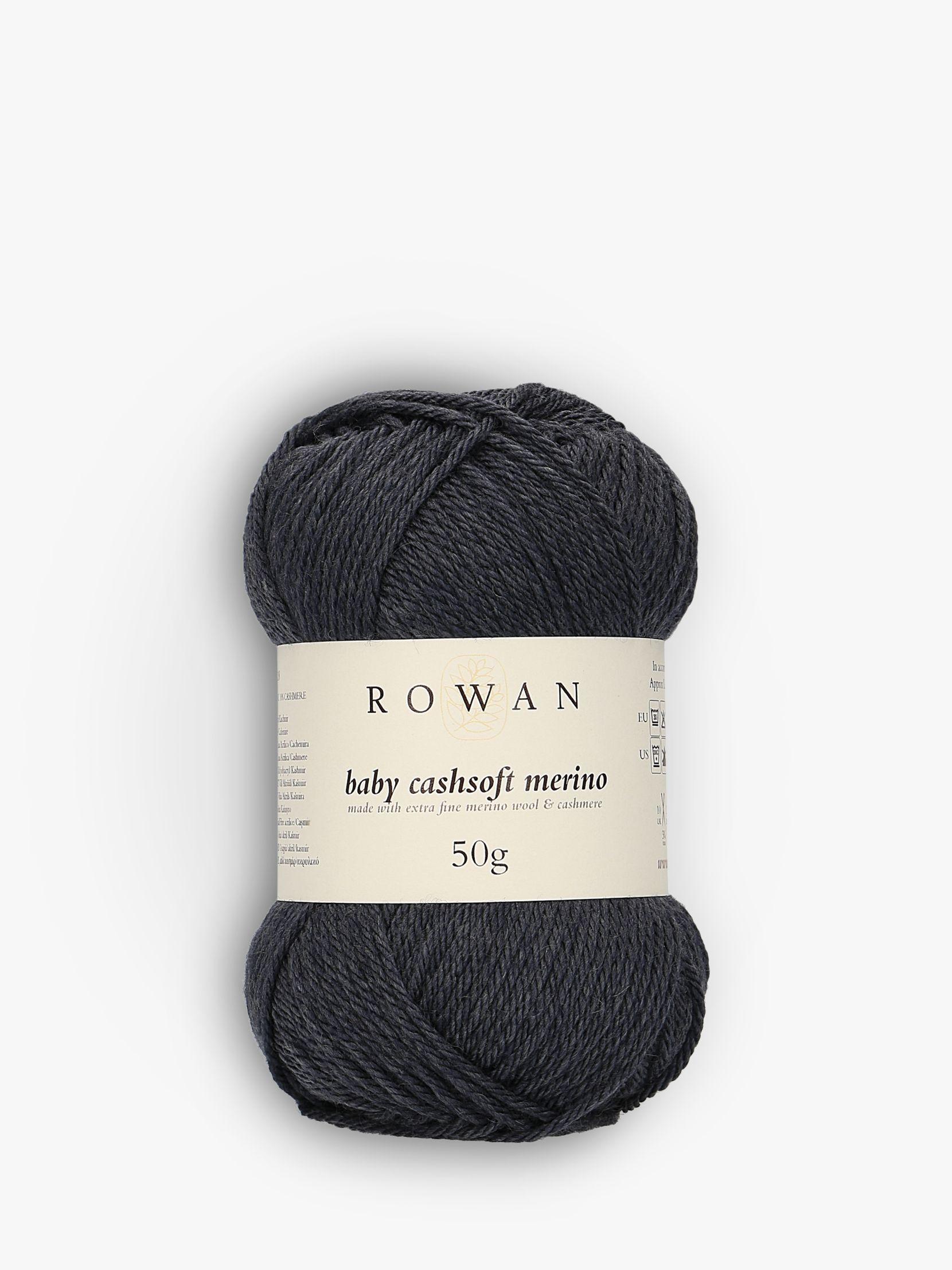 Rowan Rowan Cashmere Soft Merino Fine Yarn, 50g
