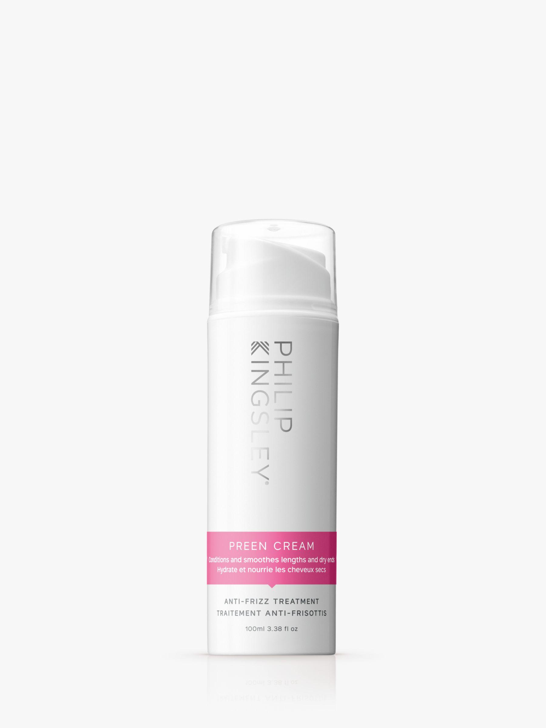 Philip Kingsley Philip Kingsley Preen Cream Anti-Frizz Treatment, 100ml