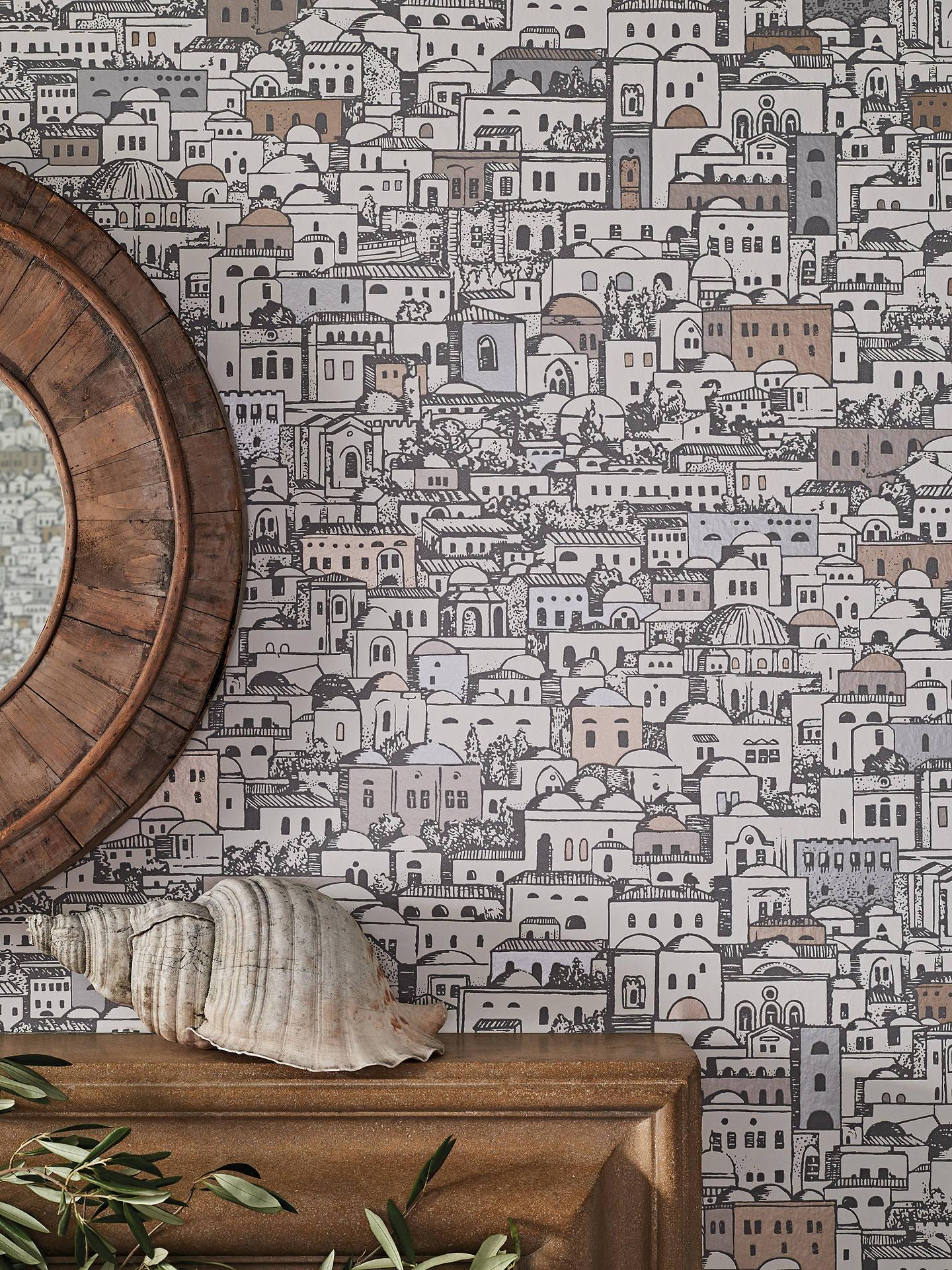 Cole Son Mediterranea Wallpaper At