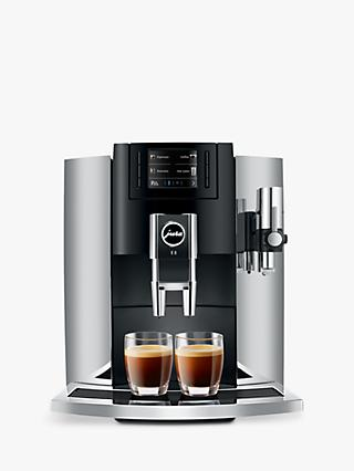 JURA E8 Bean-to-Cup Automatic Coffee Machine
