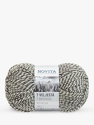 Aran   Grey   Wool & Yarn   John Lewis & Partners