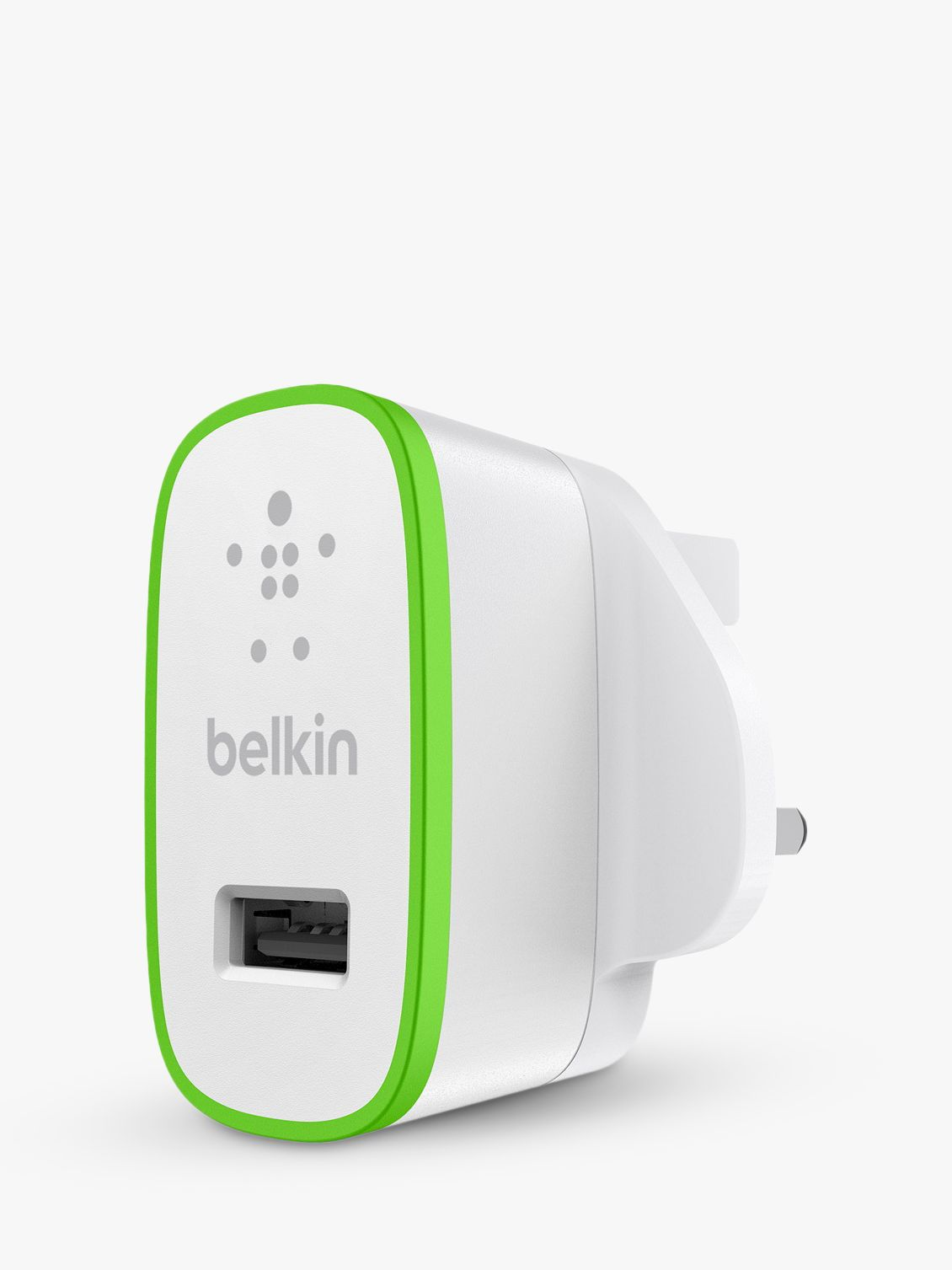 Belkin Belkin BOOST UP, USB Home Charger Plug, White