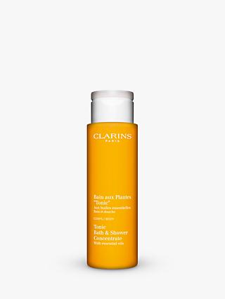 Clarins Tonic Bath & Shower Concentrate, 200ml