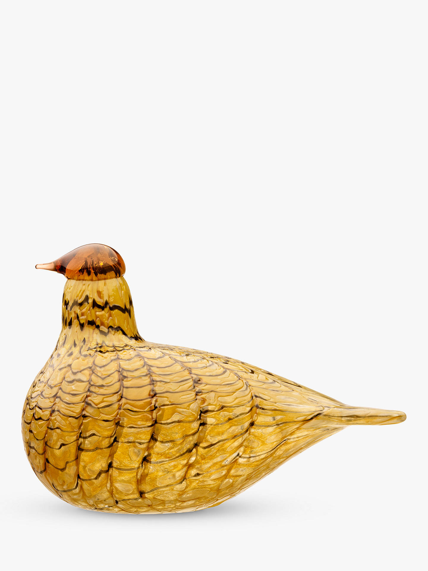 Buy Iittala Toikka Summer Grouse Bird Ornament Online at johnlewis.com
