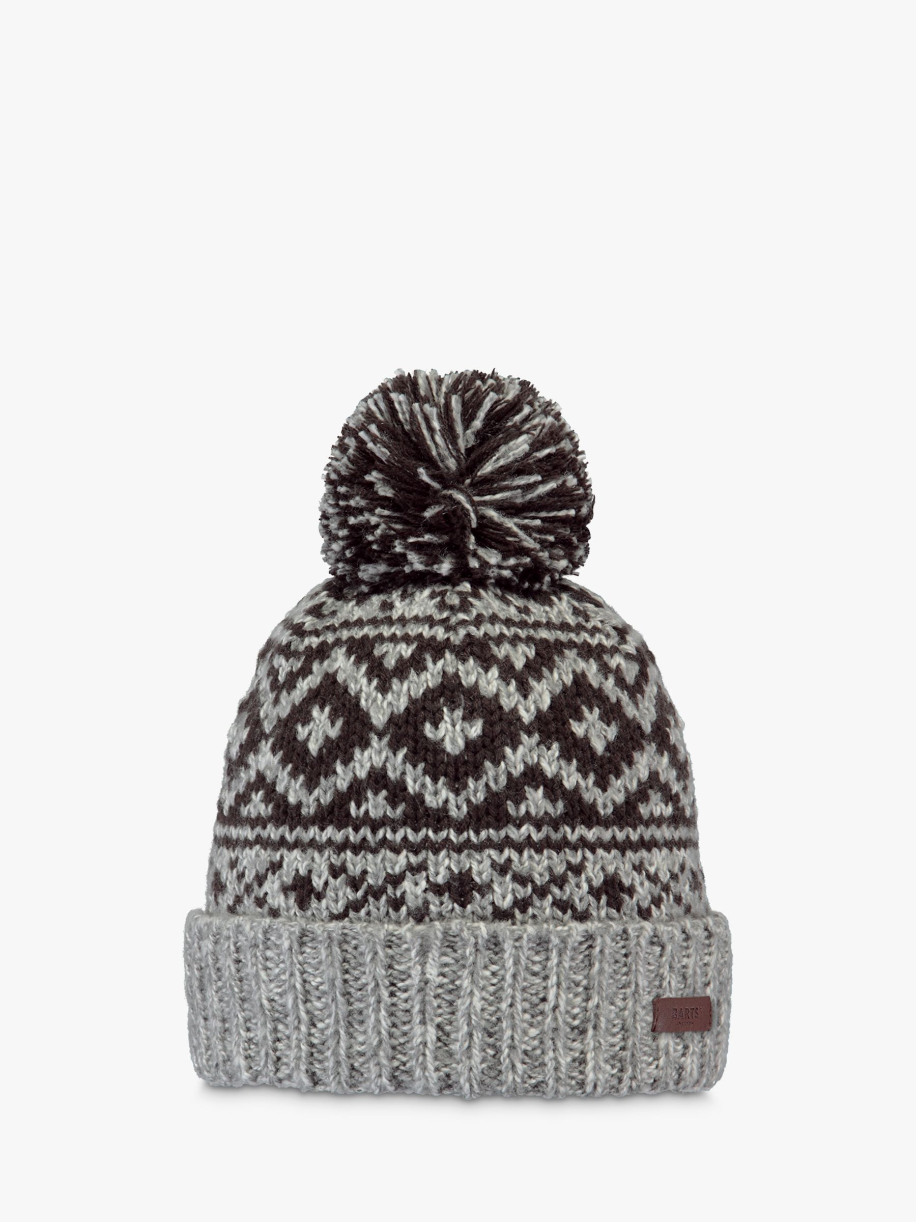 Barts Barts Cartonn Beanie, One Size, Heather Grey