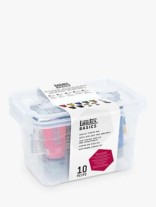 Liquitex Basics Artists Starter Box