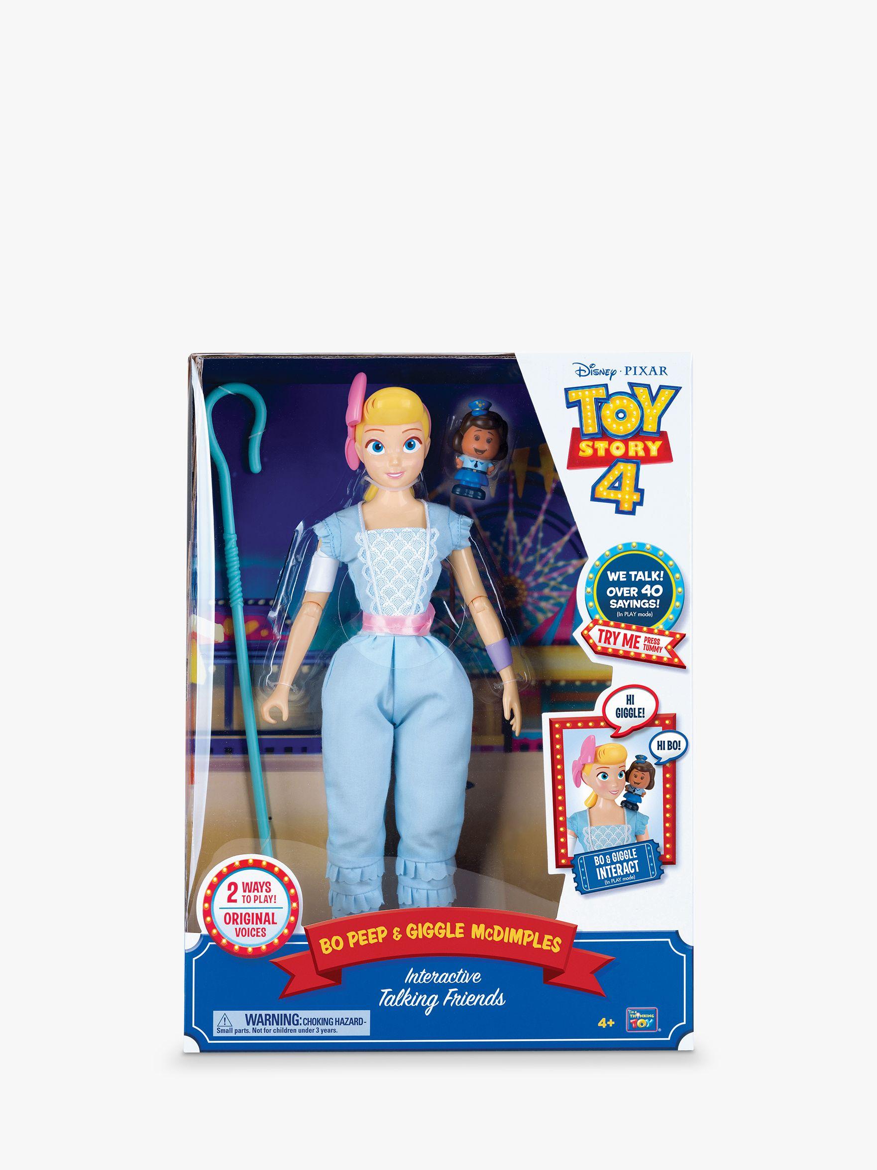 Disney Disney Toy Story 4 Bo Peep Action Figure