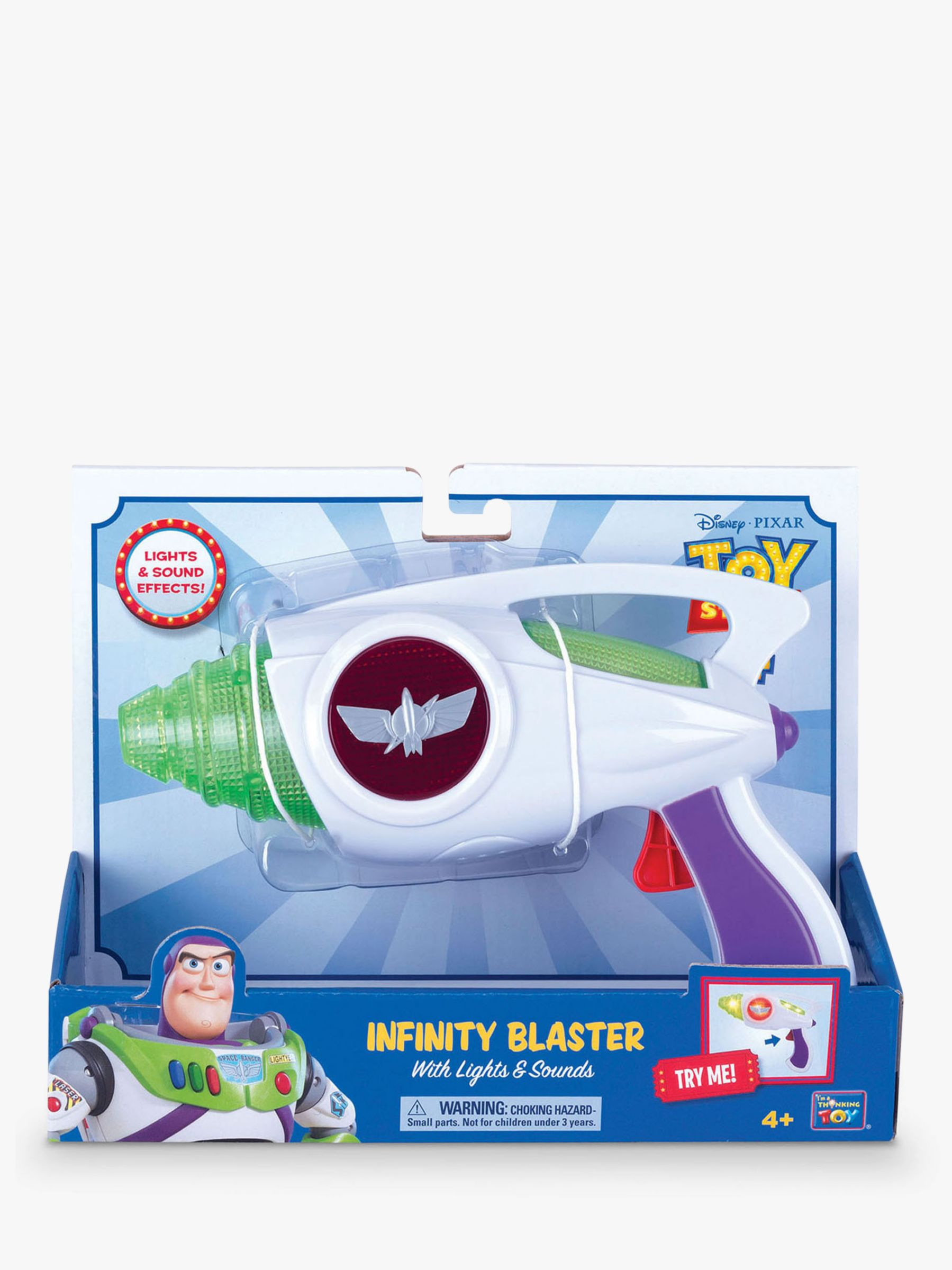 Disney Disney Pixar Toy Story 4 Infinity Blaster