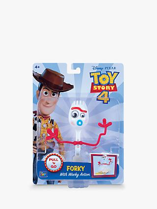 Disney Pixar Toy Story 4 Forky Toy