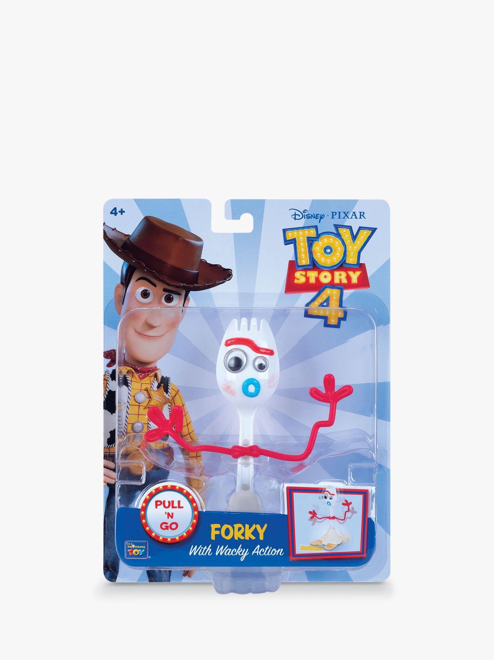 Disney Disney Pixar Toy Story 4 Forky Toy