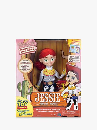 Disney Toy Story 4 Jessie The Cowgirl Action Figure