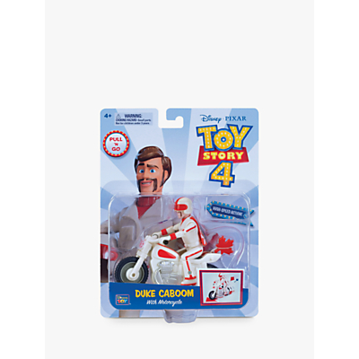 Disney Pixar Toy Story 4 Duke Caboom Toy