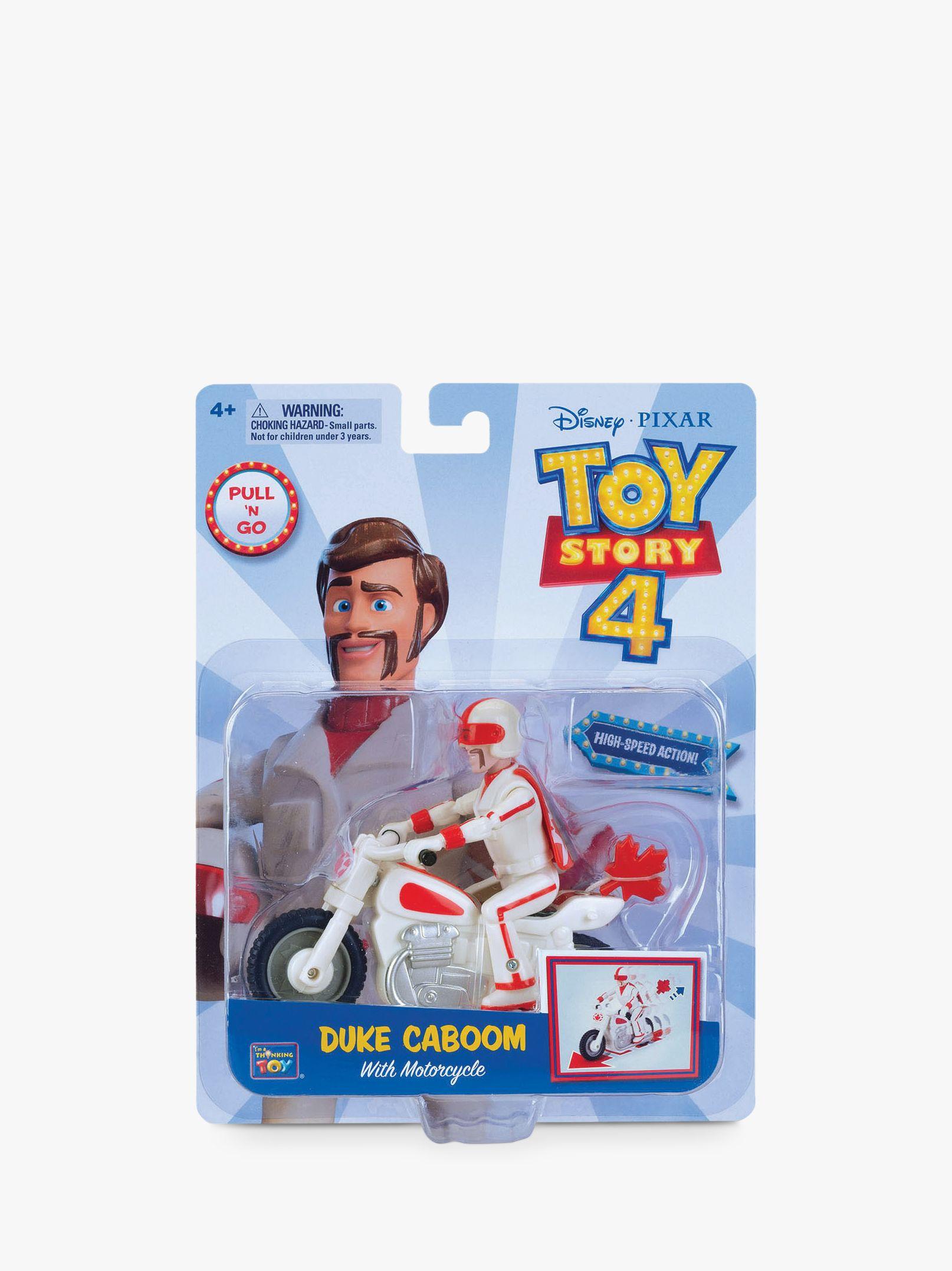 Disney Disney Pixar Toy Story 4 Duke Caboom Toy