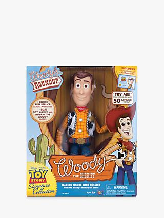 Disney Toy Story 4 Woody the Sheriff Action Figure