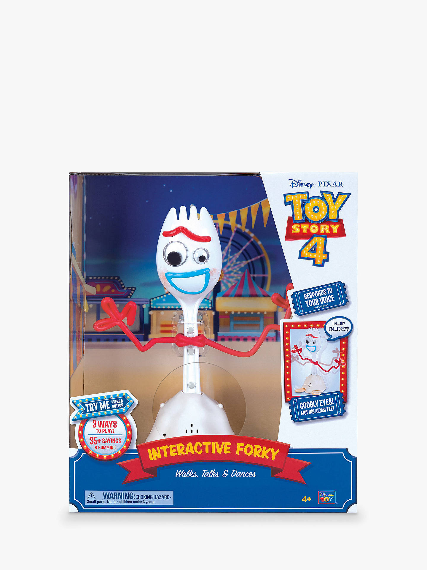 Brand New Toy Story Essential Treat Bag