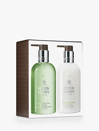 Molton Brown Dewy Lily of the Valley & Star Anise Hand Collection