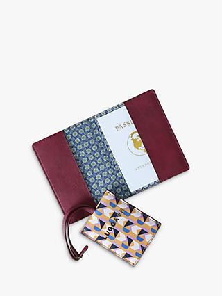 Anthropologie Valery Travel Gift Set