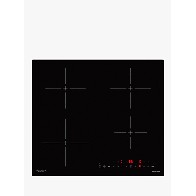 Image of John Lewis & Partners 60cm JLBIIH616 Induction Hob, Black