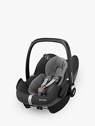 Maxi-Cosi Pebble Pro i-Size Group 0+ Baby Car Seat, Sparkling Grey