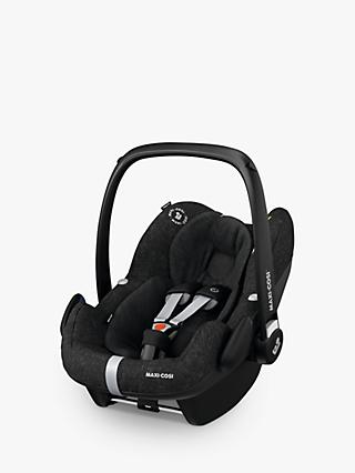 Maxi-Cosi Pebble Pro i-Size Group 0+ Baby Car Seat, Nomad Black