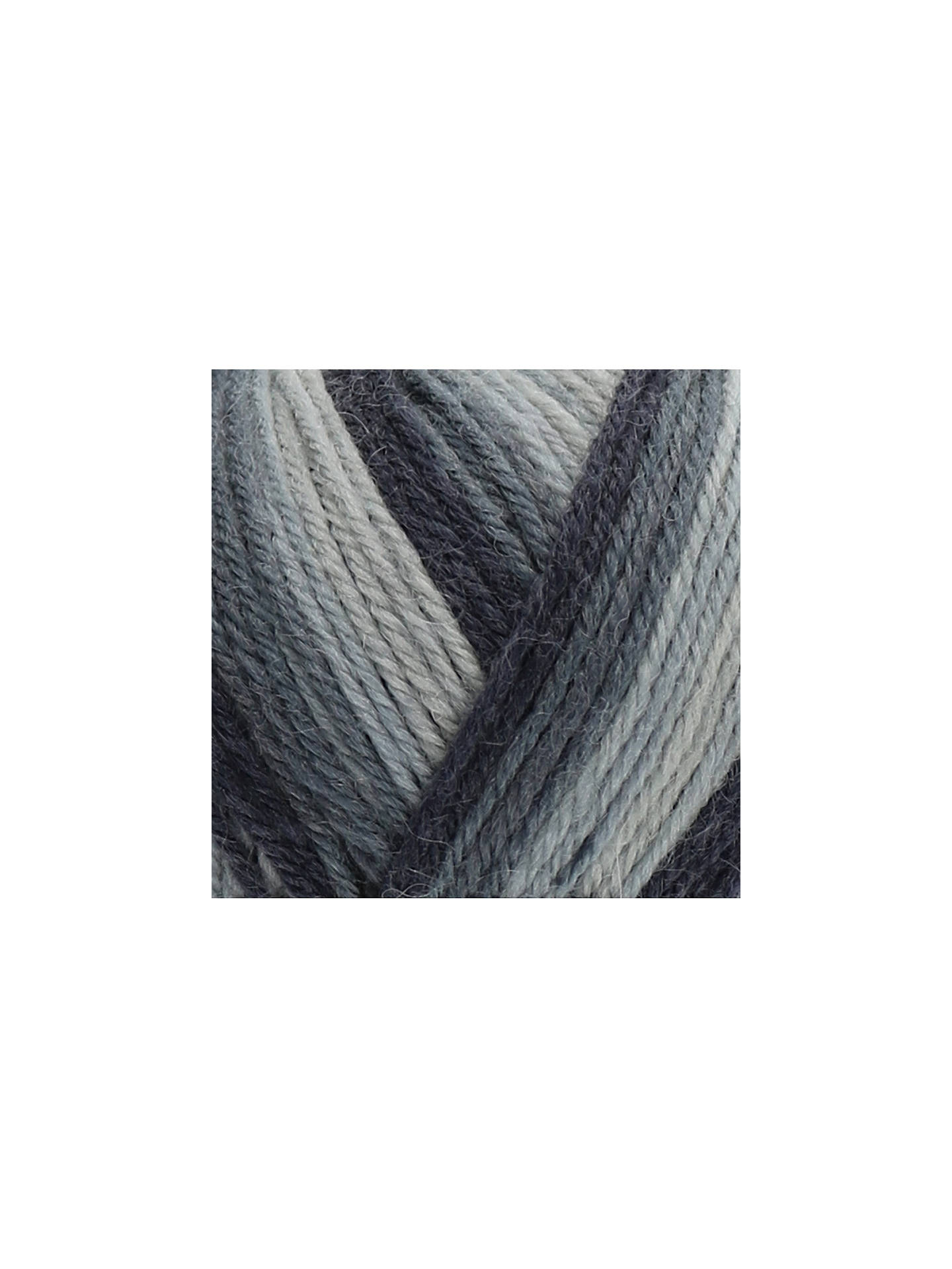 Buy West Yorkshire Spinners ColourLab DK Yarn, 100g, Moonlight Grey Online at johnlewis.com