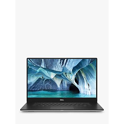 Image of Dell XPS 15 7590 Laptop, Intel Core i5 Processor, 8GB RAM, 256GB SSD, GeForce GTX 1650, 15.6 Full HD, Silver