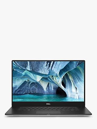 "Dell XPS 15 7590 Laptop, Intel Core i5 Processor, 8GB RAM, 256GB SSD, GeForce GTX 1650, 15.6"" Full HD, Silver"