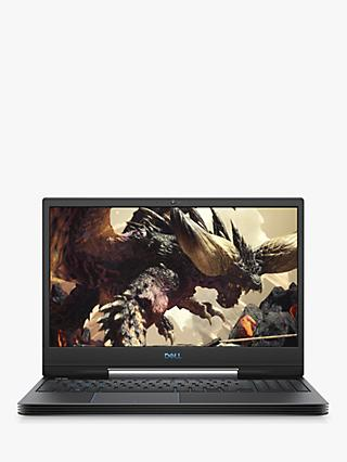 "Dell G5 5590 Laptop, Intel Core i7 Processor, 16GB RAM, 1TB HDD + 256GB SSD, GeForce RTX 2060, 15.6"" Full HD, Deep Space Black"