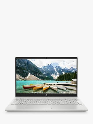 "HP Pavilion 15 15-cs2016na Laptop, Intel i5 Processor, 8GB, 512GB SSD, 15.6"" Full HD, Silver White"