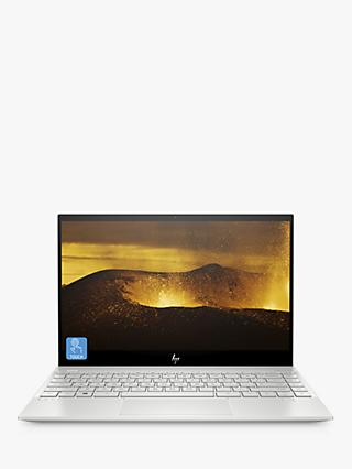 "HP ENVY 13 13-aq0000na Laptop, Intel i5 Processor, 8GB, 256GB SSD, 13.3"" Full HD, Natural Silver"