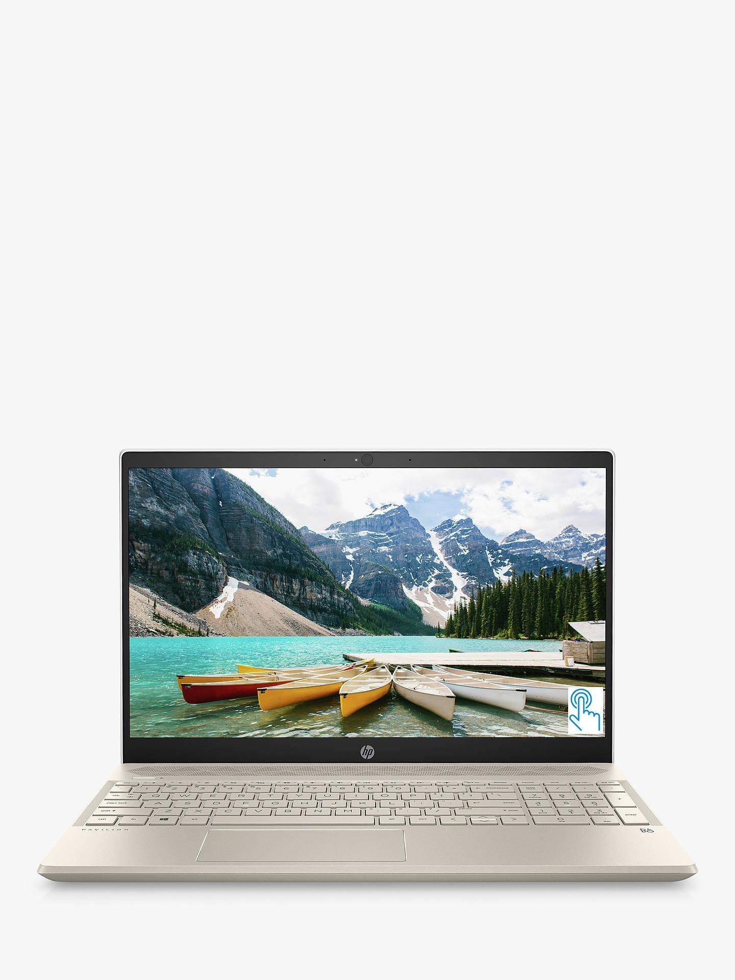 HP Pavilion 15-cw0013na Laptop, AMD A9 Processor, 4GB RAM, 128GB SSD, 15 6